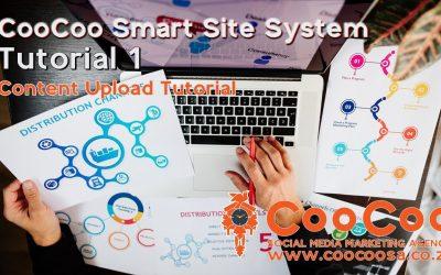Do It Yourself – Tutorials – CooCoo Smart Site – Tutorial 1 – (Content Upload) – Build your Joomla website in under 60 minutes!