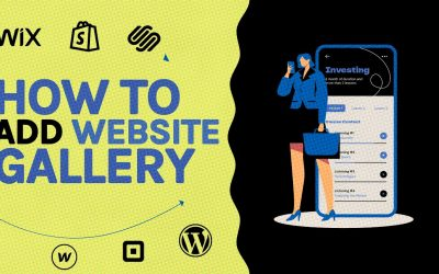Do It Yourself – Tutorials – HOW TO BUILD A WEBSITE From Scratch For Beginners? / WIX Website Gallery Tutorial