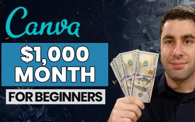 Do It Yourself – Tutorials – How To Make Money With Canva Online In 2021 For Beginners ($1000 Month)
