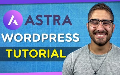 Do It Yourself – Tutorials – How to Make a Website with Astra | 2021 (Astra Theme Tutorial + Elementor)