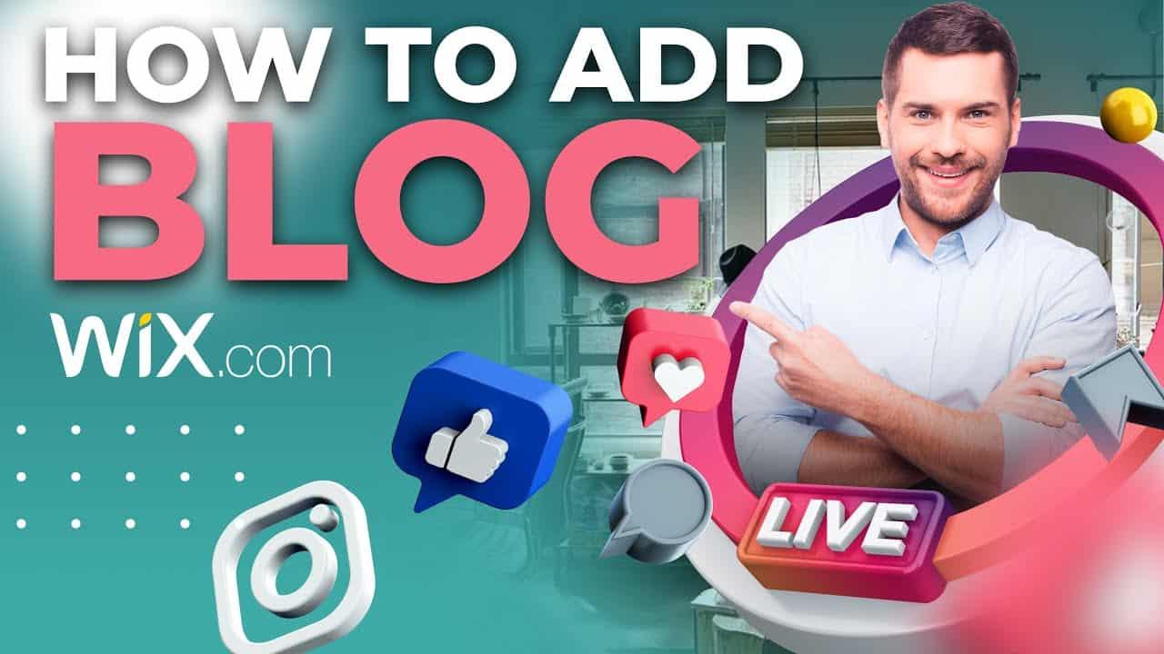 HOW TO MAKE A WEBSITE Tutorial? / WIX.COM Blog For Beginners