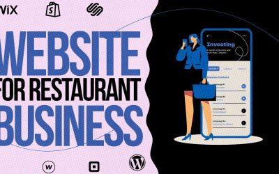 Do It Yourself – Tutorials – HOW TO MAKE A WEBSITE For Restaurant Business / WIX.COM Tutorial For Beginners