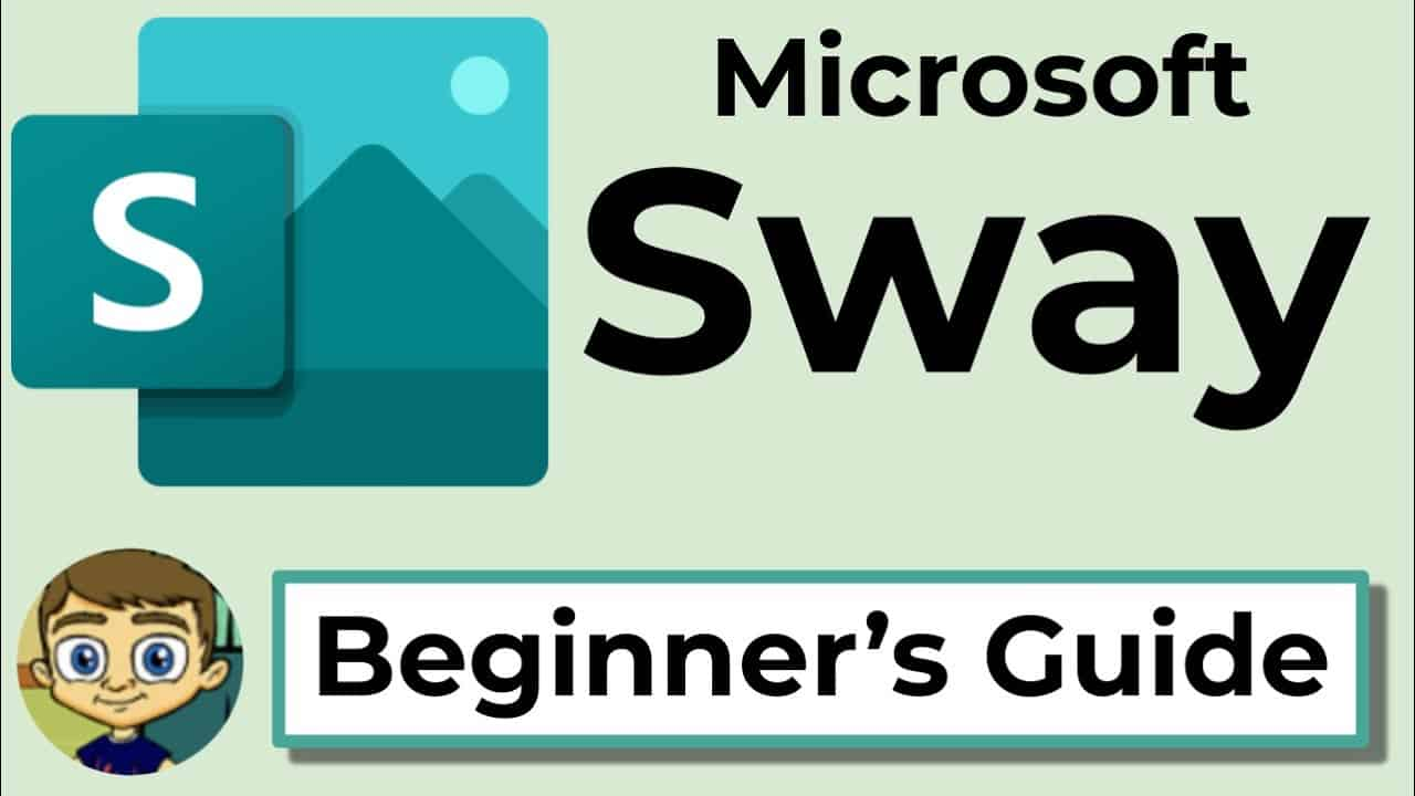 Beginner's Guide to Microsoft Sway: Create Beautiful Webpages FREE