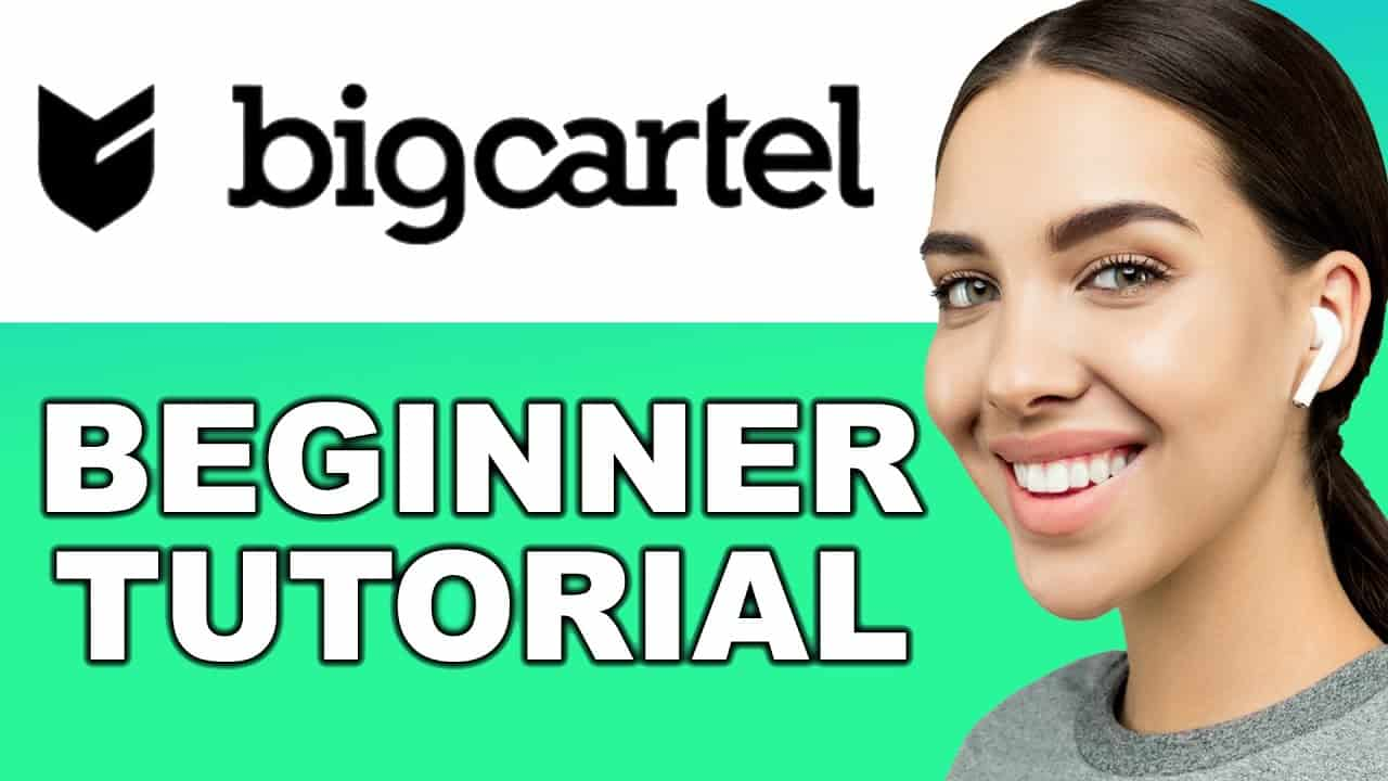 Bigcartel Tutorial For Beginners: How to Create a Website/Store 2021