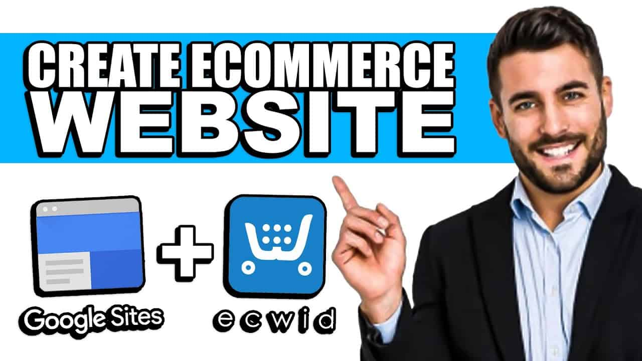 Create an Ecommerce Website For FREE in 2021 (Ecwid + Google Sites Tutorial)