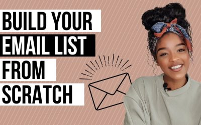 Do It Yourself – Tutorials – HOW TO BUILD AN EMAIL LIST ON INSTAGRAM | How to build your email list Email list building tutorial