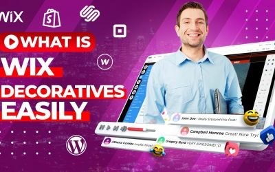 Do It Yourself – Tutorials – HOW TO MAKE Wix WEBSITE For Beginners? – Decoratives Tutorial Step By Step