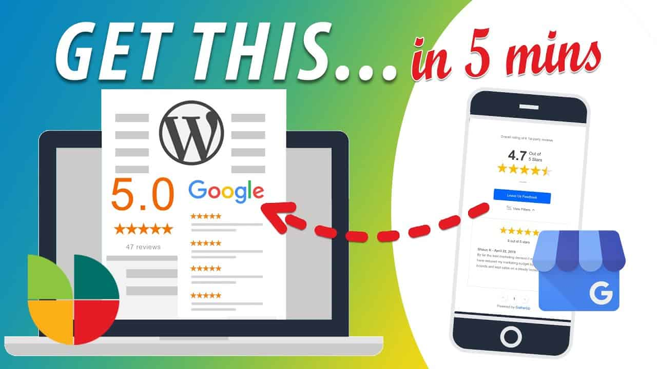 How to Add Google Reviews to Your Website (2021 Tutorial)