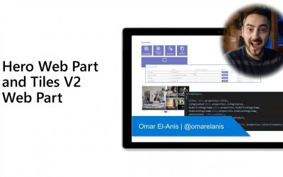 Do It Yourself – Tutorials – Introduction to custom Hero Web Part and Tiles V2 Web Part