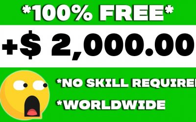 Do It Yourself – Tutorials – Make $2,000 PER DAY FROM NEW SITE (Make Money Online For Free)