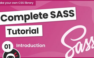 Do It Yourself – Tutorials – SASS Tutorial (build your own CSS library) #1 – Introduction
