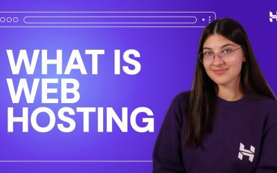 Do It Yourself – Tutorials – What Is Web Hosting | Explained