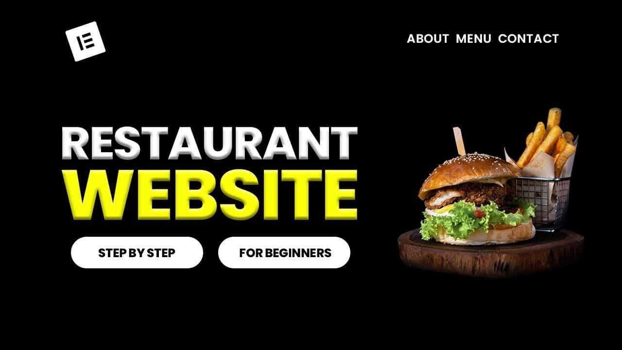 How to Make a FREE Restaurant Website in WordPress | Phlox Theme & Elementor Tutorial for Beginners