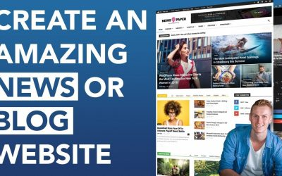 Do It Yourself – Tutorials – How To Create A Blog or News Website | Newspaper Theme