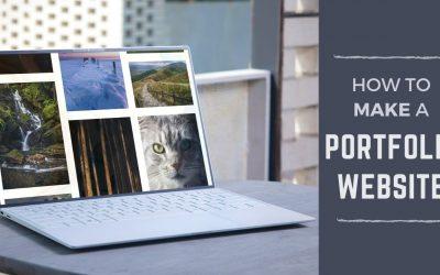 Do It Yourself – Tutorials – How To Create A Portfolio Website – FULL Photography Portfolio Website Tutorial