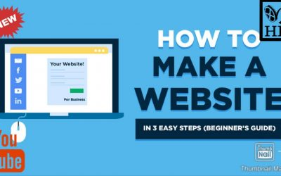 Do It Yourself – Tutorials – How To Create A Free Website – with Free Domain & Hosting