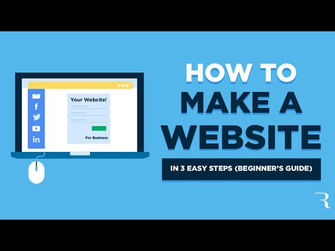 How to Create a Free Website with a FREE DOMAIN name and free web hosting   Create a Free Website