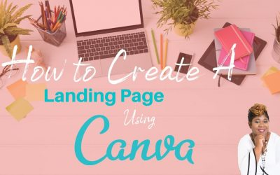 Do It Yourself – Tutorials – How to Create a Landing Page or Website In Canva 2021
