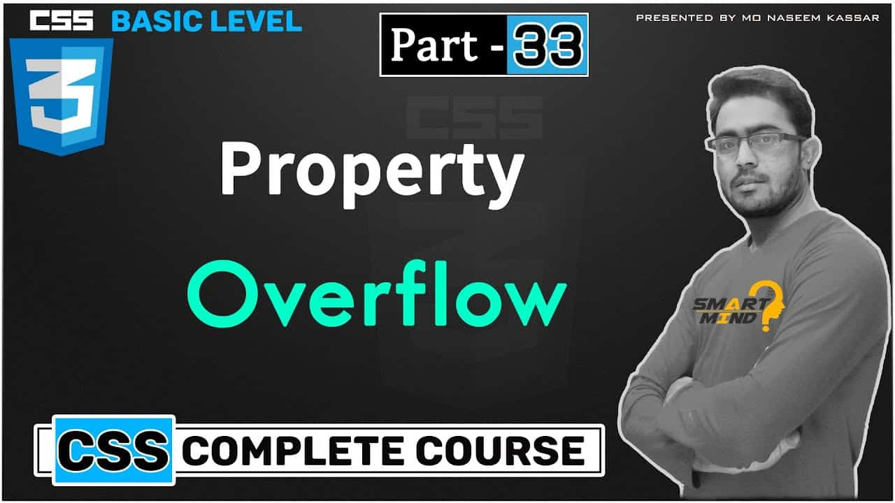 What is overflow property in css overflow - x and overflow-  y in css for beginners #33