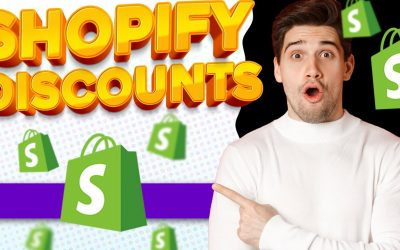 Do It Yourself – Tutorials – HOW TO CREATE A WEBSITE Tutorial? / Customers and Discounts on Shopify