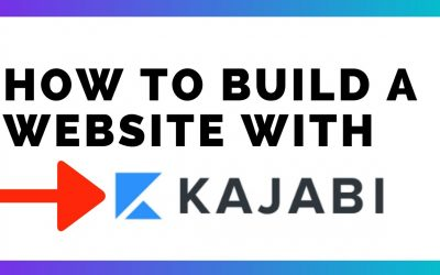Do It Yourself – Tutorials – How To Build a Website with Kajabi (Drag & Drop Tutorial)