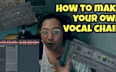 Do It Yourself – Tutorials – How to make your own vocal chain in FL studio (Tagalog tutorial)