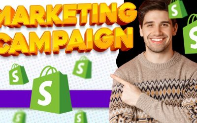 Do It Yourself – Tutorials – HOW TO BUILD A Shopify WEBSITE? / Marketing Campaign Tutorial For Beginners