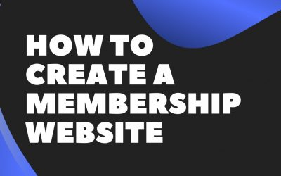 Do It Yourself – Tutorials – How to Create a Membership Website