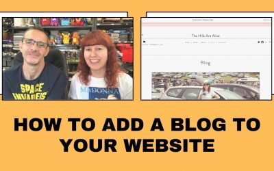 Do It Yourself – Tutorials – How To Create A Blog  – Add A Blog To Your Website | Step By Step Tutorial
