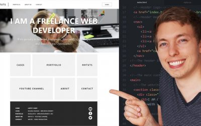 Do It Yourself – Tutorials – 18: How to Create A Responsive Website Using HTML and CSS  | Learn HTML and CSS | HTML Tutorial