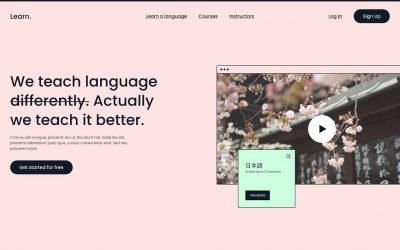 Do It Yourself – Tutorials – Adobe XD Web Design Tutorial | Online School – Part 1