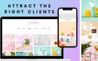 Do It Yourself – Tutorials – Attracting Your DREAM Photography Clients through your Website Photography Portfolio! Zyro Tutorial
