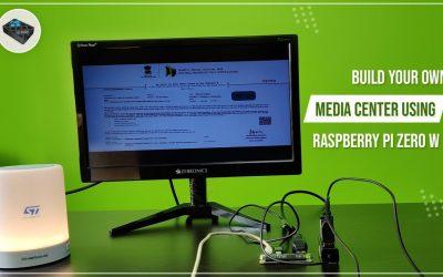 Do It Yourself – Tutorials – Build Your Own Media Center Using Kodi and Raspberry Pi Zero W | Raspberry Pi Zero Project