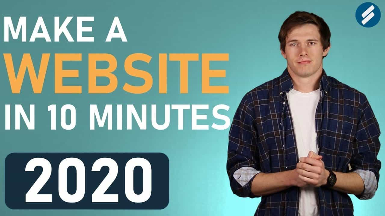 CREATE A WEBSITE IN 10 MINUTES  [Easy Tutorial] ~Full Tutorial with Wix ADI Creator~