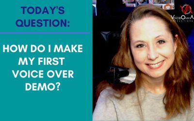Do It Yourself – Tutorials – Can I make my own Voice Over Demo to get started?