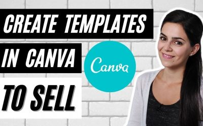 Do It Yourself – Tutorials – Canva TEMPLATES TUTORIAL for Beginners: How to Create Canva Templates to SELL ONLINE