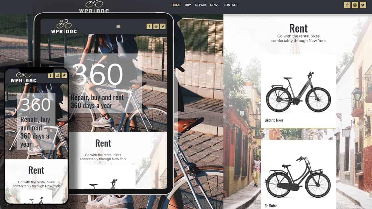 Create a WordPress Website 2021 with no plugins   Divi Theme tutorial