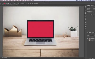 Do It Yourself – Tutorials – Create your own Website mock up using Photoshop
