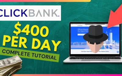 Do It Yourself – Tutorials – Easy $400 Per Day On ClickBank With This Hack [Step-By-Step Tutorial]