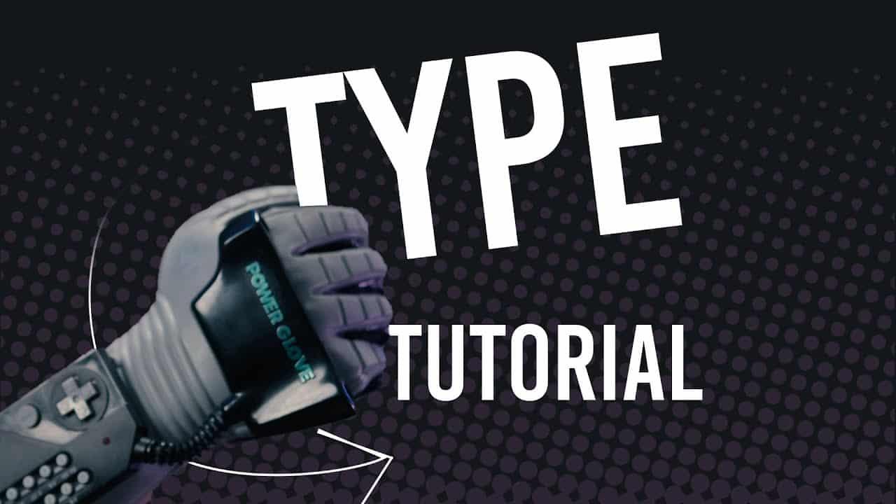 Epic Typography Tutorial for Web Design & UI Design