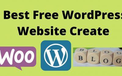 Do It Yourself – Tutorials – Free WordPress website Create Bangla tutorial 2021 | free WordPress website Setup| New Science Tech