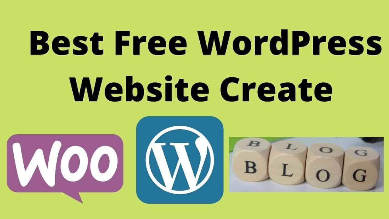 Free WordPress website Create Bangla tutorial 2021 | free WordPress website Setup| New Science Tech