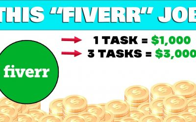 Do It Yourself – Tutorials – Get Paid $1000 From Fiverr For FREE! (2 Tasks = $2,000) (Make Money Online)