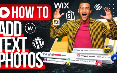 Do It Yourself – Tutorials – HOW CREATE A WEBSITE? / WIX.COM Boxes, Text, Photos Tutorial For Beginners