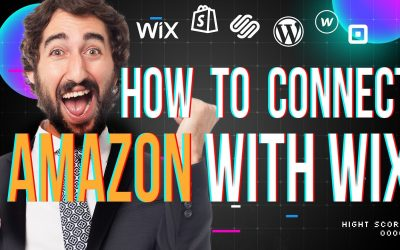 Do It Yourself – Tutorials – HOW TO CREATE Ecommerce WEBSITE? / Connect WIX.COM with Amazon Tutorial