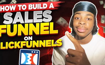 Do It Yourself – Tutorials – How To Build Your Own Sales Funnel with Clickfunnels For Affiliate Marketing (Beginners Guide)