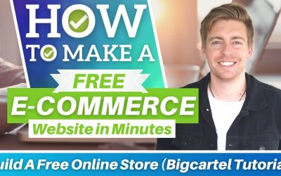 Do It Yourself – Tutorials – HOW TO MAKE an Ecommerce Wix WEBSITE Tutorial? / Landing Page Builder Discounts For Beginners