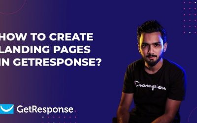Do It Yourself – Tutorials – How to create Landing Pages in GetResponse | Detailed walkthrough
