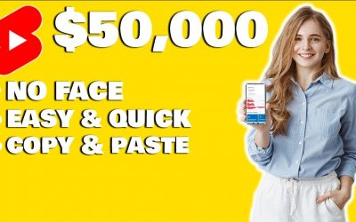 Do It Yourself – Tutorials – Make Money From Youtube Shorts $50,000+ (No Camera Needed)