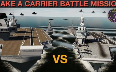 Do It Yourself – Tutorials – Mission Editor: Make Your OWN Naval Carrier Battle Tutorial | DCS WORLD